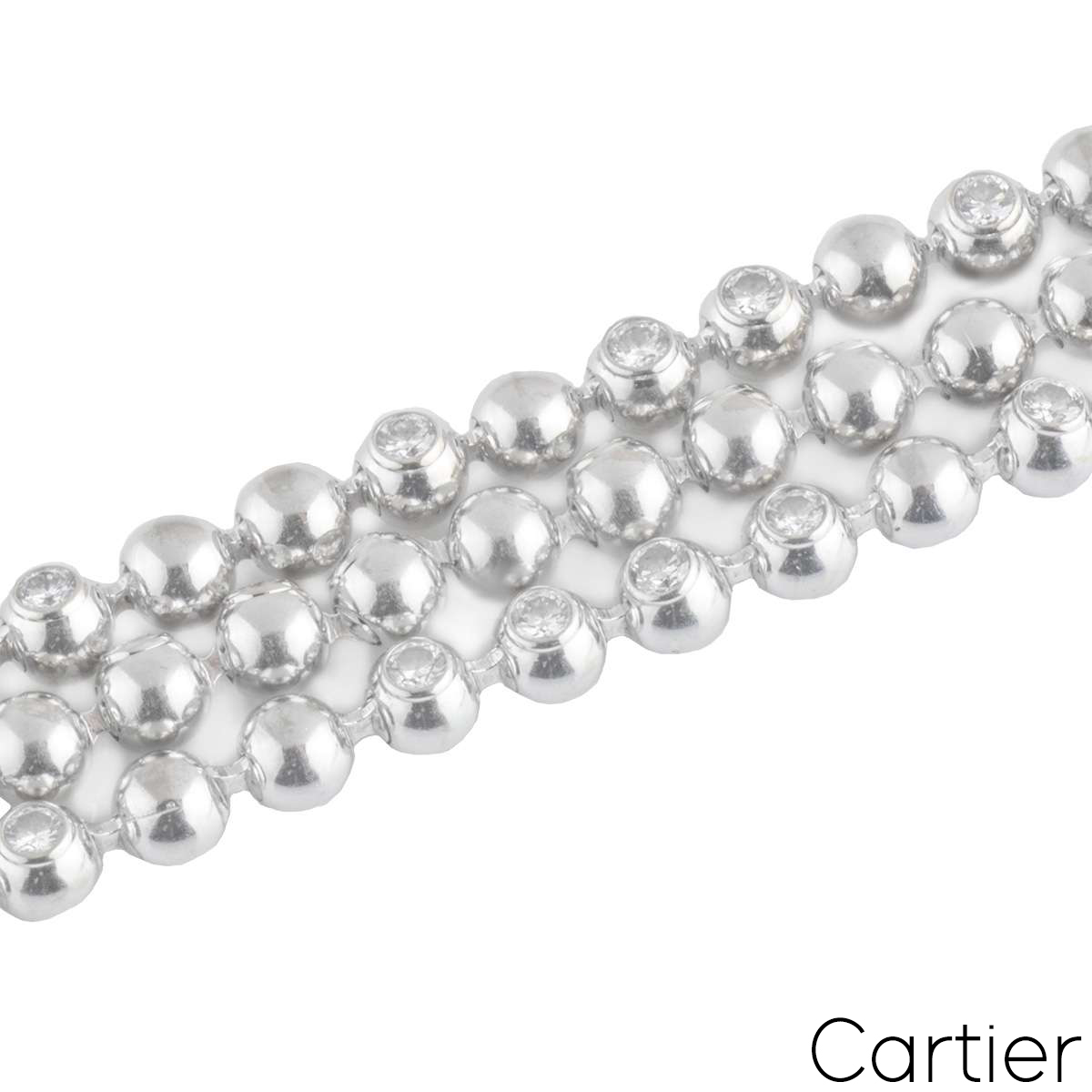 Cartier Moonlight Diamond Necklace